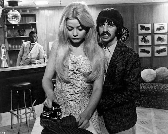 Ringo Starr Shoe Size