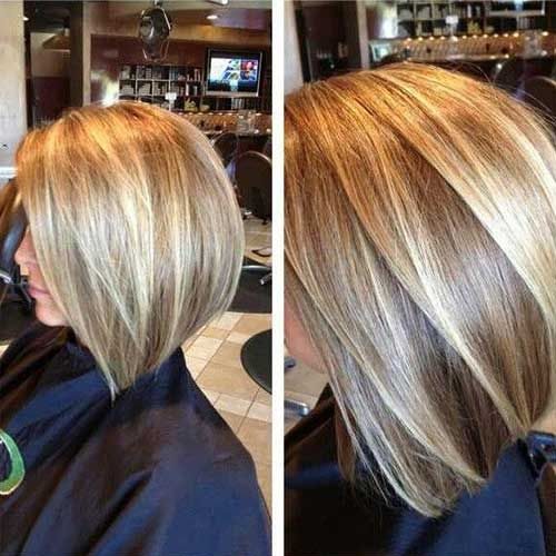 20 Latest Bob Haircuts | Bob Hairstyles 2015 - Short Hairstyles for Women