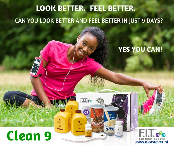 The CLEAN 9 Program can help to jumpstart your journey to a slimmer, healthier you. This effective, easy-to-follow cleansing program will give you the tools you need to start transforming your body today!
