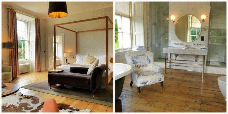 The Deerpark Suite in Farnham House