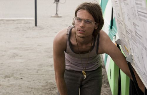 "Matthew Gray Gubler Salad - I found this image, is from the movie ""RV"" -..."
