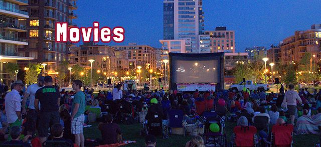 Summer Free For All - Movies, Concerts & Playgrounds in the Park | The City of Portland, Oregon