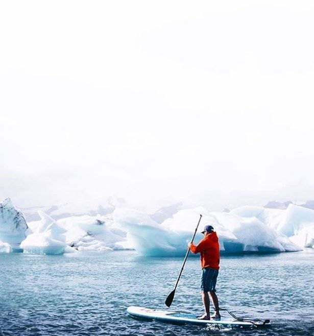 Wrap up warm, grab a board it's time to stand up and paddle!!