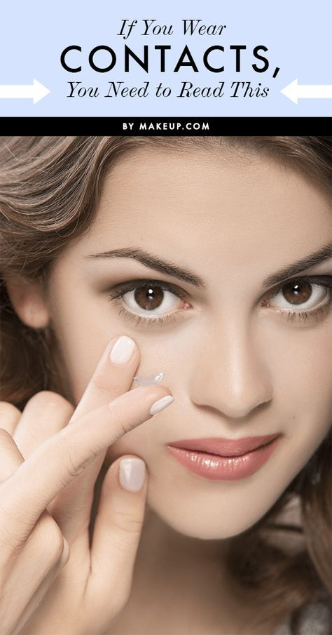 Take good care of your contact lenses with these expert tips from two eye doctors.
