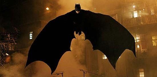 Бетмен плащ змоторчиком