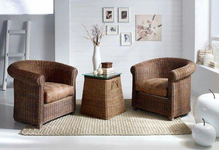 17 best images about muebles de ratan o mimbre mi estilo - Sofas de mimbre ...