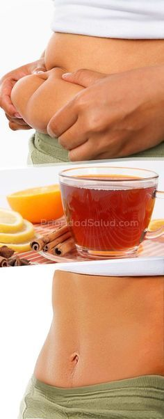 Pierde toda la grasa de la barriga con esta bebida casera que te ayudará a rebajar y perder peso.