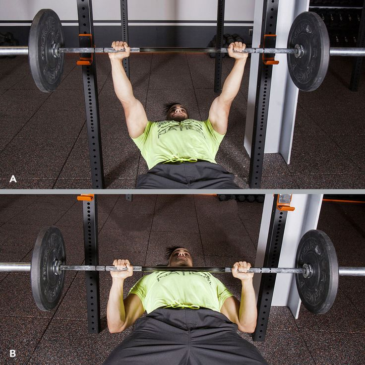 When it comes to strength training, a barbell is one heck of an effective tool.