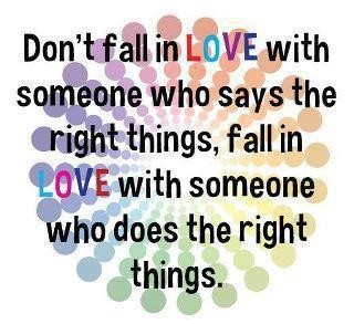 Don't just tell me you love me, show me.: Sayings, In Love, Inspiration, Truth, Thought, Favorite Quotes, Things