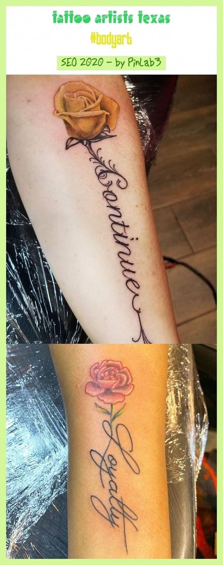 Tattoo artists texas bodyart tattoos tattoo artists