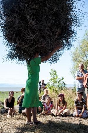 La Biennale de sculpture de Saint-Jean-Port-Joli 2012