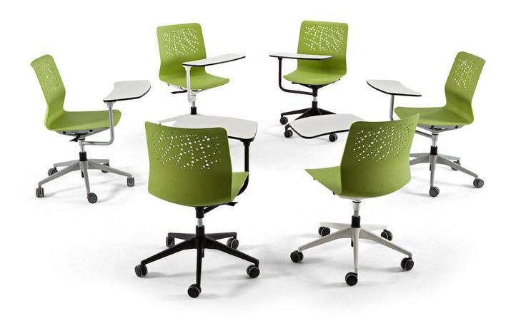 Silla multifuncional Urban Block | Sillas de oficina Spacio  https://sillasoficinaspacio.es/comprarsillas/colectividades-sillas/silla-multifuncional-urban-block/