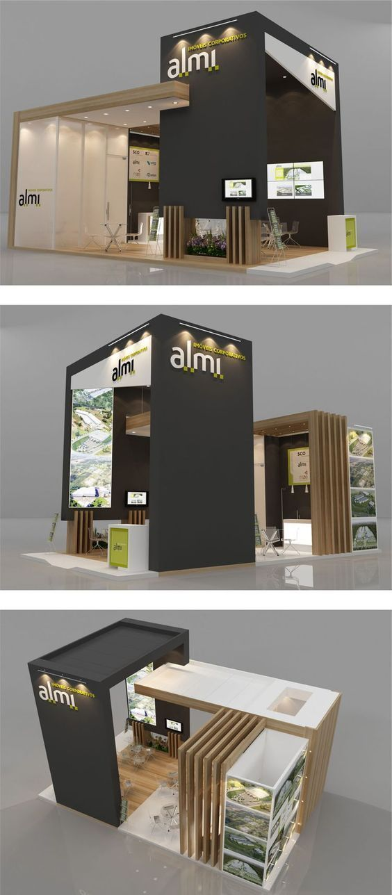 Exhibition Stand Information : Creative trade show booth ideas restaurants exhibition booth