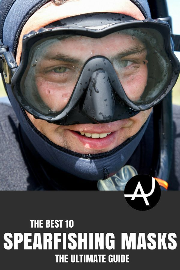Scuba Diving - Scuba Diving Gear - Freediving and Spearfishing - Best Spearfishing Masks via @theadventurejunkies