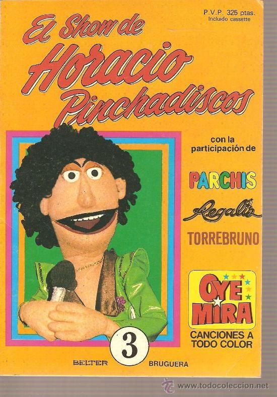 Oye Mira: El Show de Horacio Pinchadiscos
