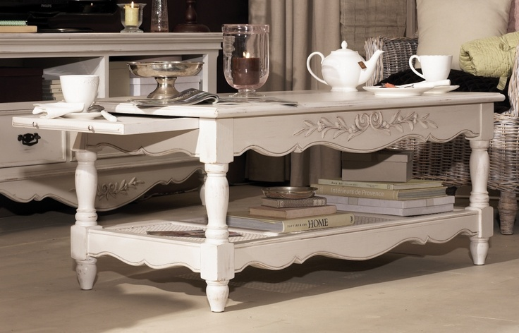 Table basse - Copyright Interior's France