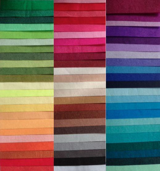 Paleta dostupných barev na www.pompomtime.cz. Přemýšleli jste o pompomkové výzdobě na Vaši svatbu, párty, oslavu? :)