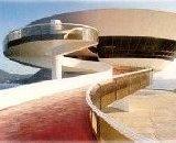 Oscar Niemeyer  (Brasil, 1907) Museo Arte Contemporaneo
