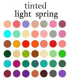 expressing your truth blog: 16 Color System Palette guesses