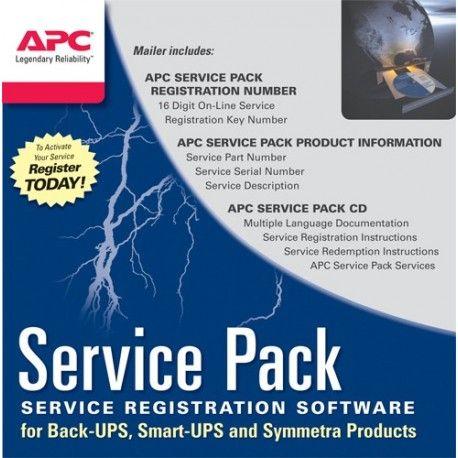 Prezzi e Sconti: #Apc service pack 1 year extended warranty Apc  ad Euro 168.45 in #Apc #Home estensioni di garanzia