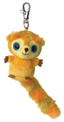 Sunny the Golden Lion Tamarin (clip-ons) at theBIGzoo.com, a toy store featuring 3,000+ stuffed animals.