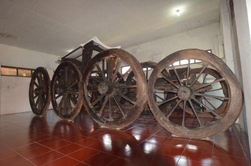 Pedati Gede, Peninggalan Sejarah Yang Unik di Cirebon