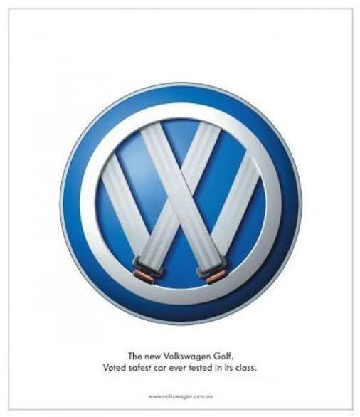 Volkswagen Golf najbezpieczniejszym autem w swojej klasie. Wspaniale przekazane.