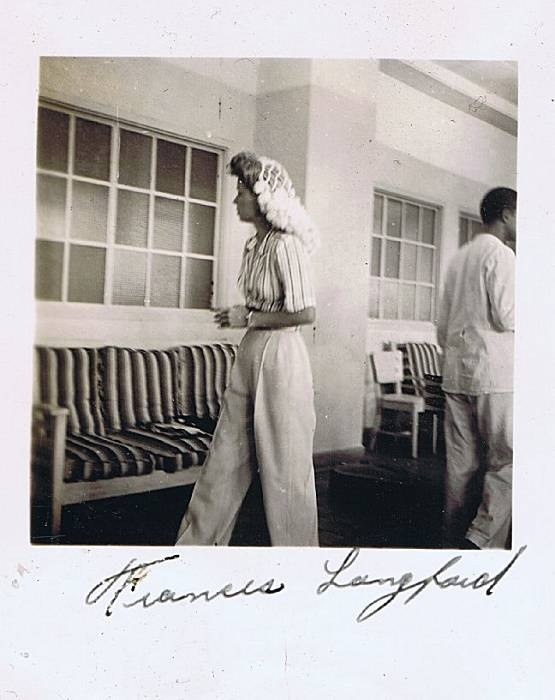 Frances Langford on USO tour: 1940S Luau, 1940S Fashion, Fashion Style, Vintage, Pants, 1940S Circus, 1940S Uso, Hope