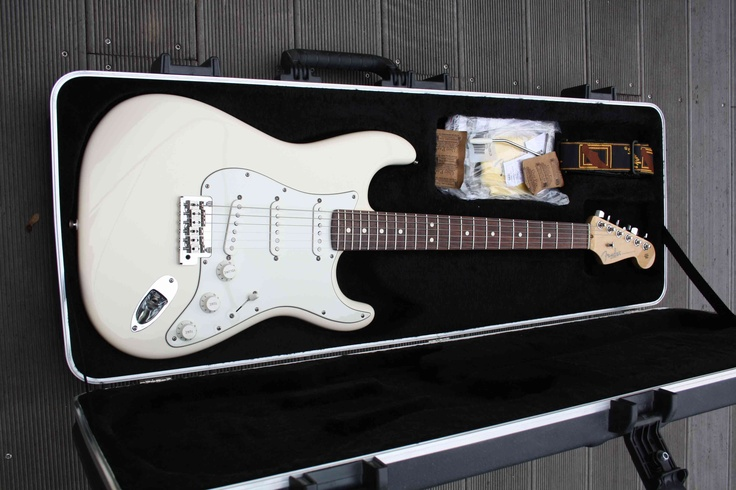 Everybody should have a Jap Strat. This one's mine.