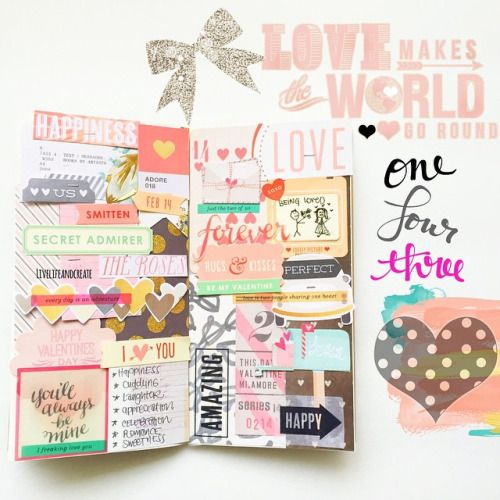 Lots of love going on this morning. And it's FEBRUARY ALREADY!! What!!??! Did an art journal video that's up on YouTube direct link in my bio or head to FlorenceAntonette :) check out @maebad on what she created in her journal and if you decide create a love page pls tag us! We'd love to see your work! #mtn#livelifeandcreate#artjournal#scrapbooking#americancrafts#maggieholmes#freckledfawn#ohdeermekit#ffsneak#valentinesday#valentine#bemine