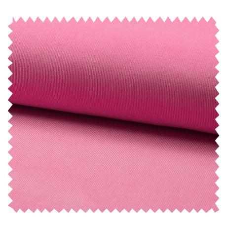 Tissu Velours Milleraie Uni Rose - Tissus des Ursules