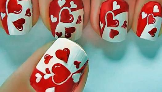 Valentine's Day Heart Nail Art Tutorial - Valentine's Day Nails for Valentine's Day Nail Art Valentine's Day nail designs Valentine's Day Heart Nail Art Tutorial - Valentine's Day Nails for Valentine's Day Nail Art Valentine's Day nail designs Valentine's Day Heart Nail Art Tutorial - Valentine's Day Nails for Valentine's Day Nail Art Valentine's Day nail designs
