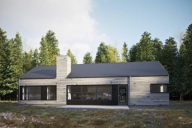 ZIPHOUSE - Arkitektritade Passivhus | START