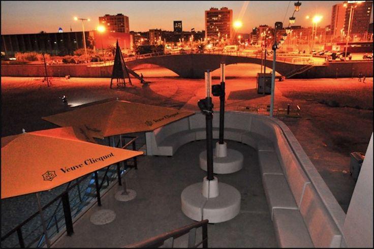 Ref 165 Restaurant lounge beach #locationsbarcelona #localizacionesbarcelona #loftlocation