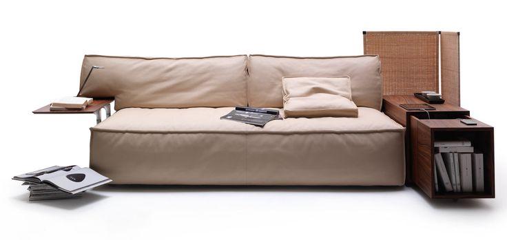MyWorld by Philippe Starck for Cassina #furniture #modernfurniture #livingroom #sofa #fabricsofa #roomdesign