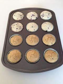 Betty Crocker Blueberry & Chocolate Chip Muffins