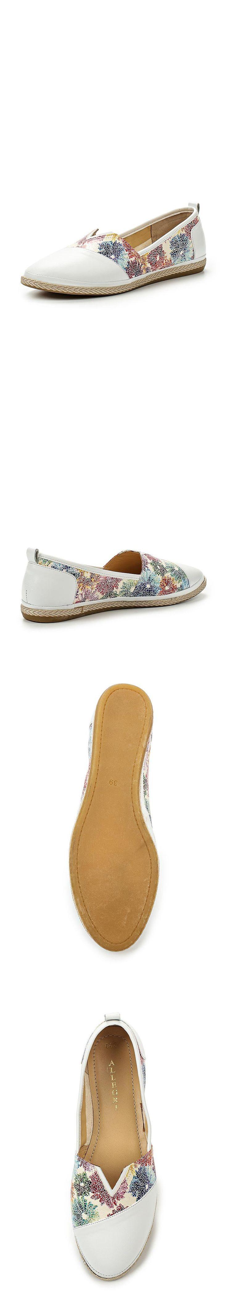 Женская обувь эспадрильи Allegri за 8360.00 руб.