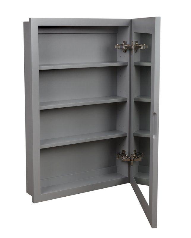 Zuri 22 X 32 Surface Mount Medicine Cabinet Surface Mount