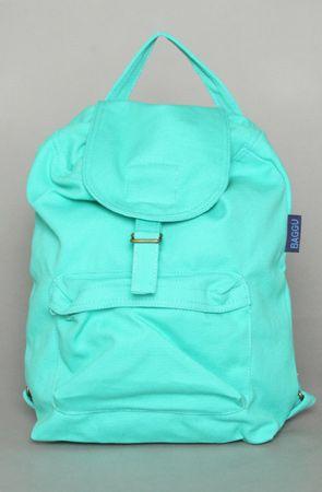 cute river bag!Aqua Turquoise T, Schools, Favorite Colors, Baggu Collection, Tiffany Blue, Beach Bags, Baggu Backpacks, Tiffanyblue, The Sea