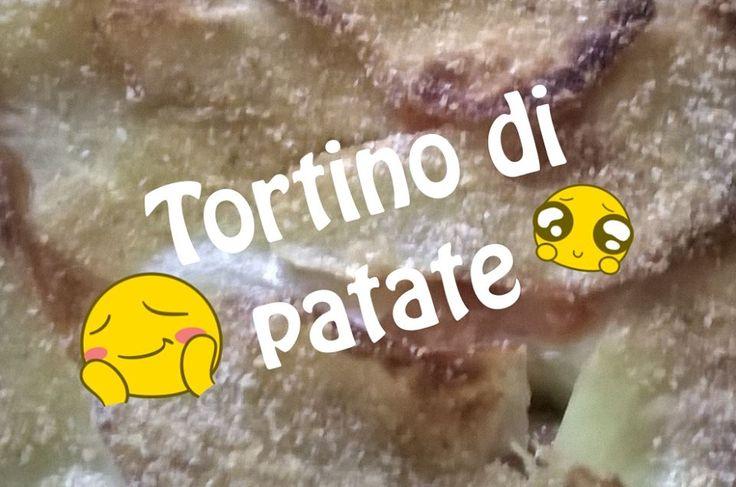 #ricetta #tortino di #patate Italiano: https://www.youtube.com/watch?v=Ci8EN7hfsZ8&feature=youtu.be  Blog: https://cucinaioete.blogspot.it/2017/07/tortino-di-patate.html