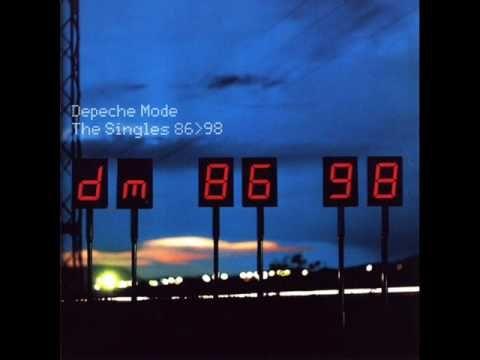 Depeche Mode- Never Let Me Down