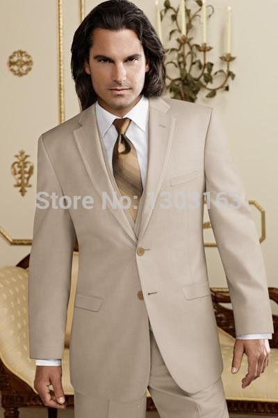 Костюмы конструкция нотч жених смокинг жениха мужчины в свадьба костюмы лучший мужчина костюмы ( куртка + брюки + жилет + перевязка )