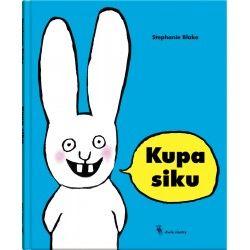 Był sobie raz królik, który umiał powiedzieć tylko jedno: kupa siku!   Zabawna historia króliczka, który na każde pytanie miał jedną odpowiedź.   Co takiego spotkało króliczka i jak potoczyły się jego dalsze losy.  Historia króliczka wywołała uśmiech na twarzach setek tysięcy dzieci oraz rodziców!  #ksiazka #ksiazeczka #kupasiku #dzieci #sklep #krakow #dwiesiostry