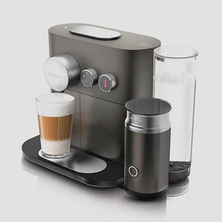 Hübsche Kapselstationen: Nespresso Expert Maschinen von Krups und DeLonghi - unhyped.