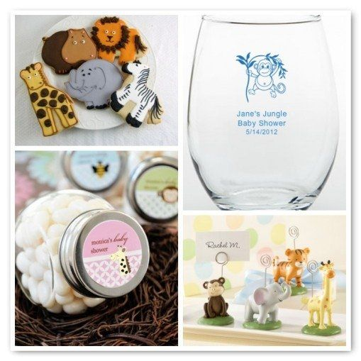 Best Baby Shower Party Favors: 17 Best Images About Safari Theme Baby Shower On Pinterest