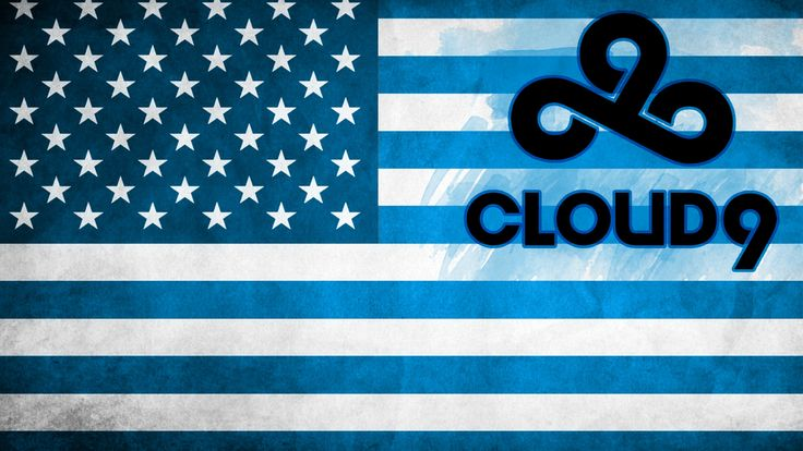 Cloud 9 wallpaper for all of those 'Murices out there.