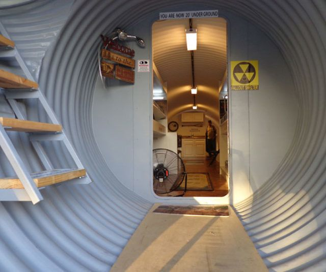 Atlas Underground Survival Shelters