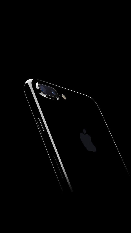 примеру, еще черный экран на фото айфон только
