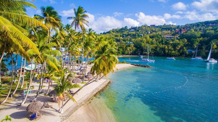 Romantic Destination for 2018: Marigot Bay St Lucia