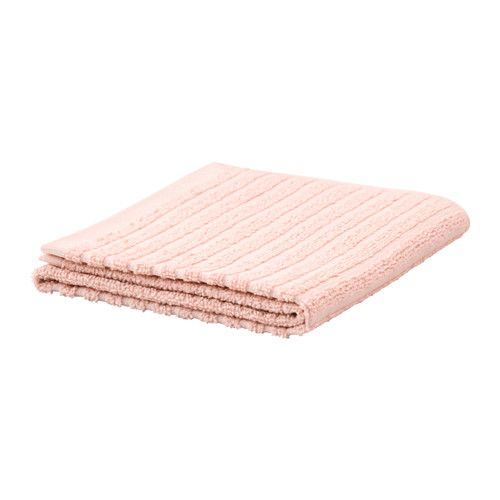 VÅGSJÖN Hand towel IKEA A terry towel that is soft and absorbent (weight 148 oz/sq.ft.).